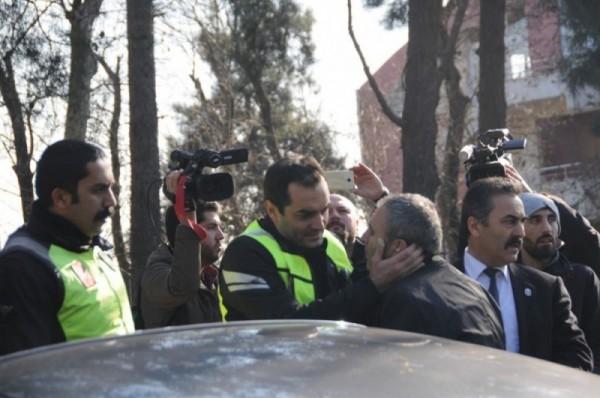 Кортеж президента Турции попал в ДТП, есть пострадавшие