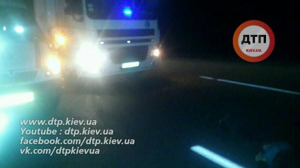 Смертельное ДТП на Одесской трассе