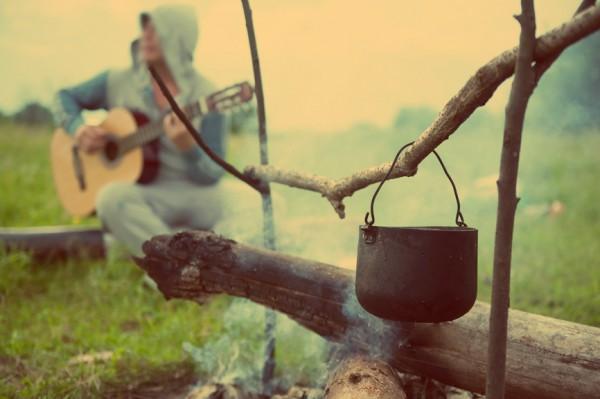 Казанок - неотъемлемая часть туристической кухни