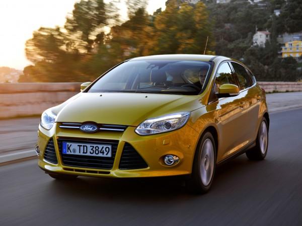 Ford Focus стал самым популярным в своем классе