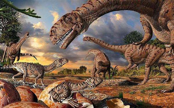 Количество видов динозавров подсчитали