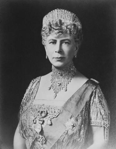 Королева Мария