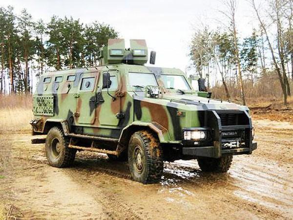 Броневик Козак-2