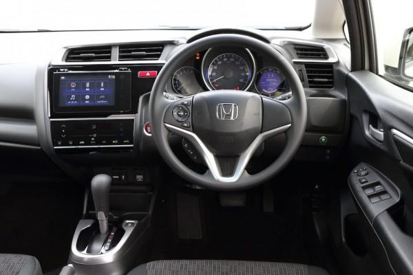 Honda Fit (Jazz ) третьего поколения