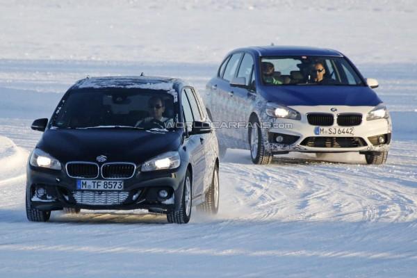 Тесты BMW 2-Series Active Tourer