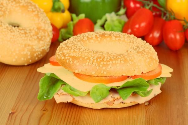 Слабо проглотить такой бутерброд?