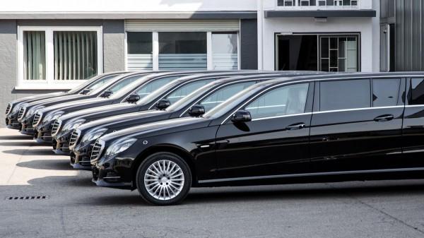 Лимузин Mercedes-Benz E-Class