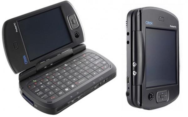 Qtek 9000 или HTC Universal - действительно был универсальным устройством