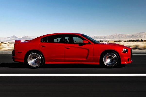 Профиль Dodge Charger SRT-8