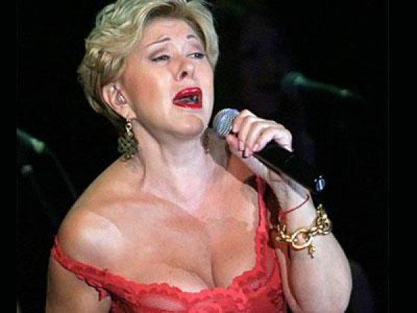 Порно певица любовь успенская