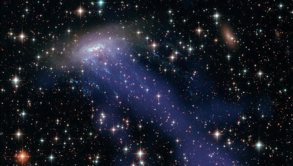 В районе Великого аттрактора обнаружили новые галактики
