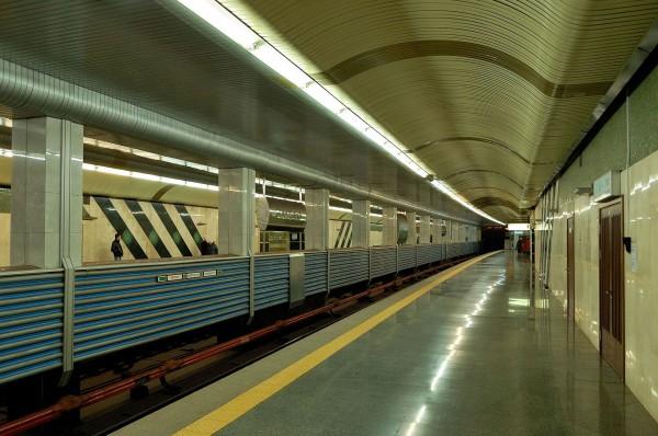 Станция Вырлица