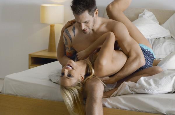 Занятие сексом утром