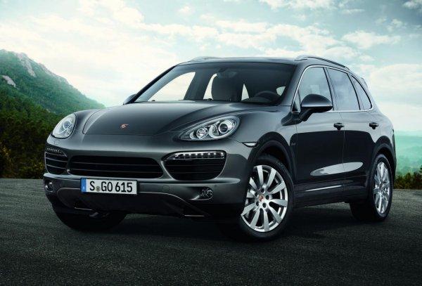 Porsche Cayenne S Diesel расходует 8,3 литра дизеля на 100 км