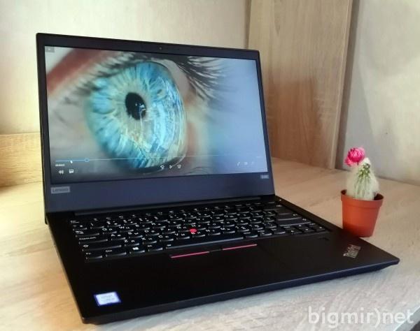 Обзор Lenovo ThinkPad E490