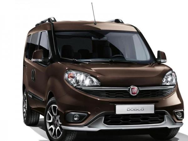 Новая версия Fiat Doblo