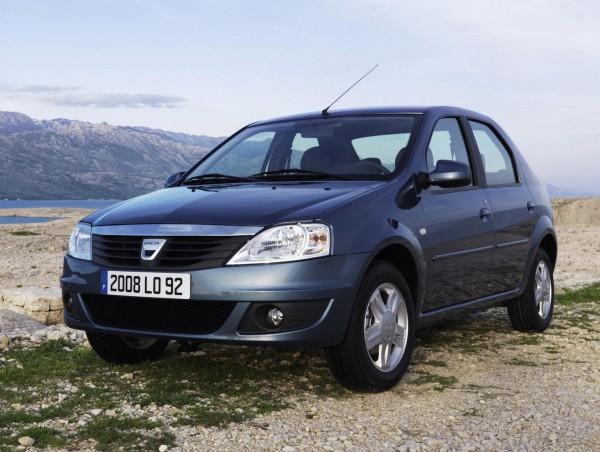 У Dacia Logan возрастом 4-5 лет в среднем 38 поломок на 100 машин