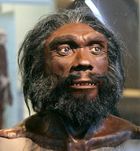 Так выглядели наши предки