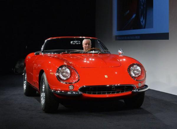 Ferrari 275 GTB/4 NART Spider 1967 года выпуска