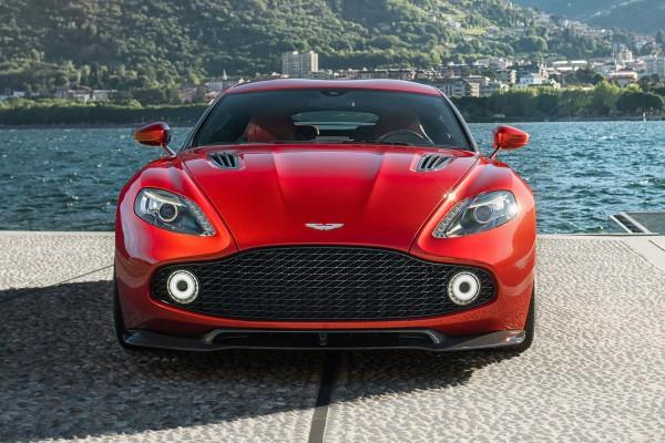 Aston Martin Vanquish Zagato получит серийную версию
