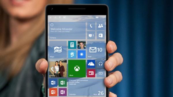 Поддержка Windows 10 Mobile прекратится в 2019 году