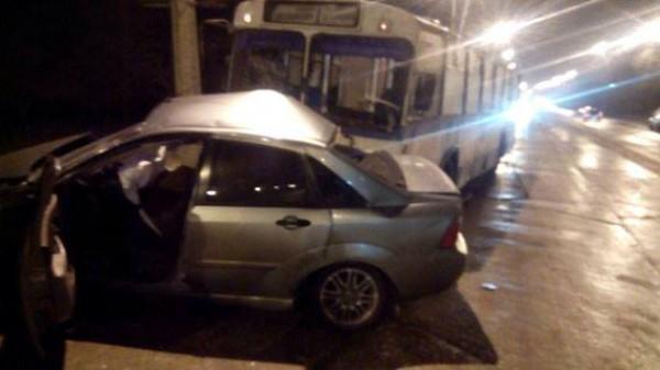 Смертельное ДТП в Мариуполе