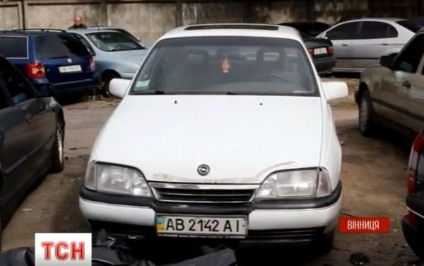 Мужчина пытался угнать Opel