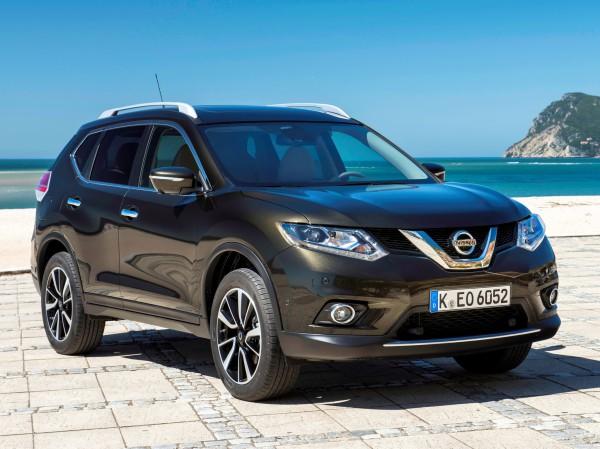 Nissan X-Trail нового поколения получил ценник в Украине (фото ...