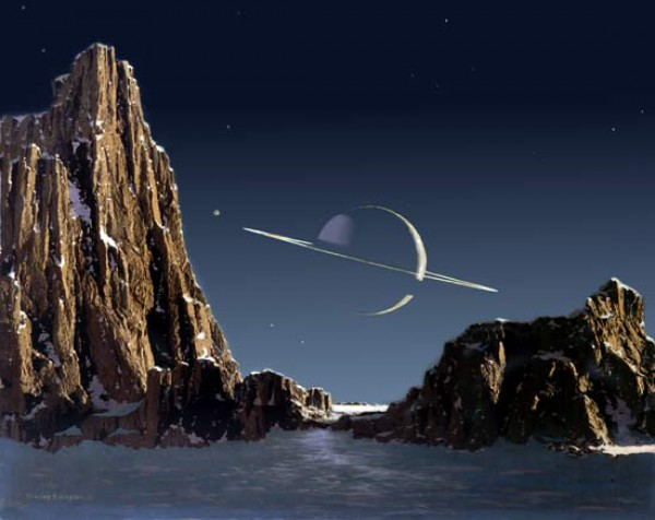 На Титане может быть жизнь