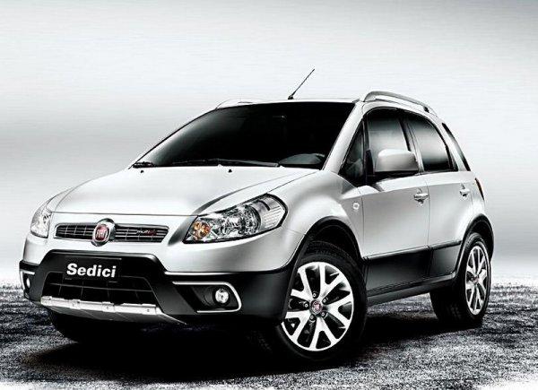 Fiat Sedici - от 154 900 грн