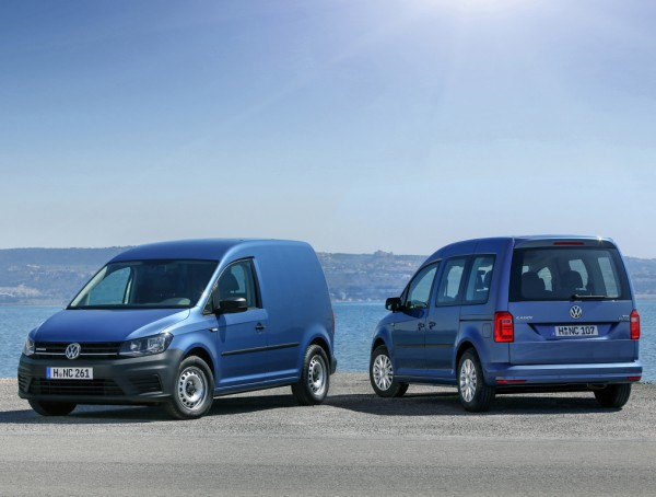 Volkswagen - самое популярное нынче коммерческое авто