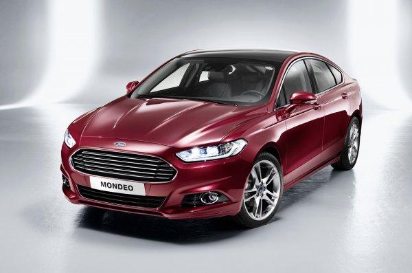 Новый Ford Mondeo будет очень экономичным