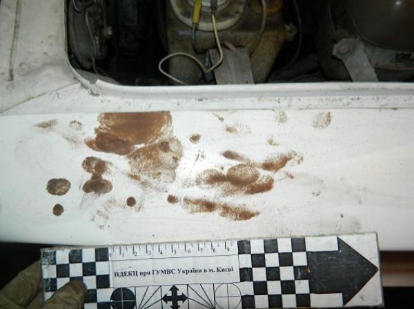 Подозреваемого нашли по отпечаткам пальцев