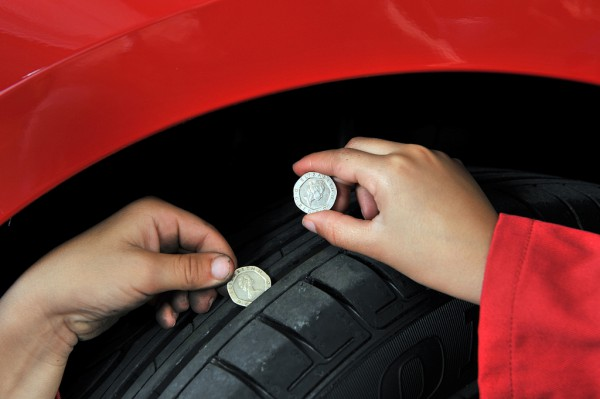 Зимнеи шины: обязательно проверьте глубину протектора