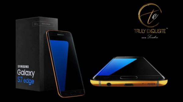 Телефон будет покрыт золотом или платиной