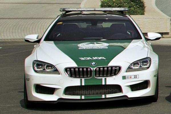 6. BMW M6 Gran Coupe