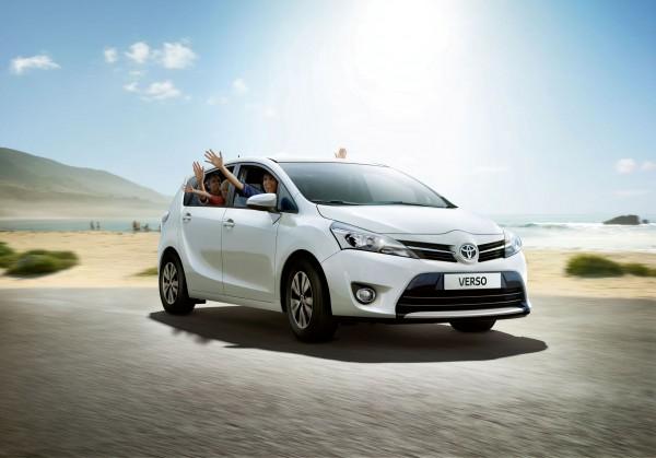 Новый Toyota Verso доступен для заказа