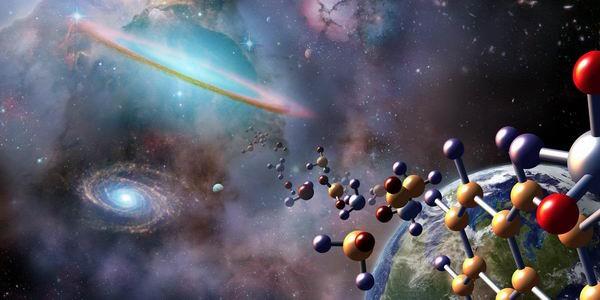 Определены сроки появления жизни во Вселенной