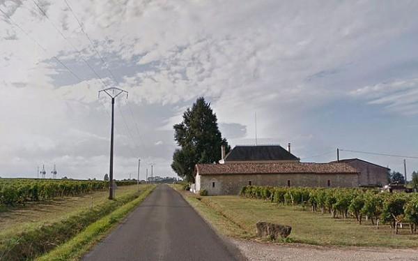 ДТП произошло на тихой сельской дороге около Либурна
