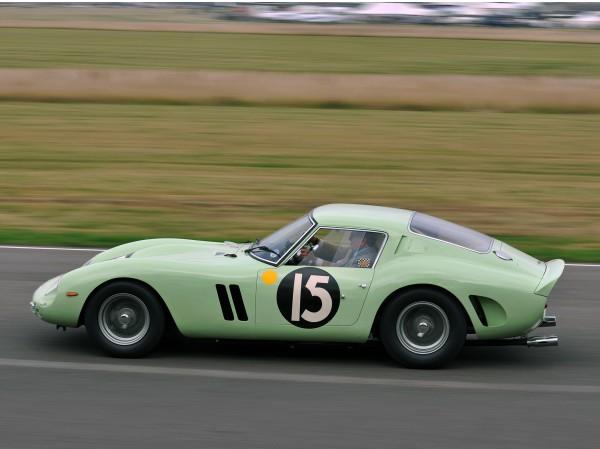 Предыдущий рекорд - $35 миллионов, тоже за Ferrari 250 GTO