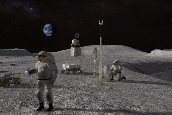 Мы покорим Луну в этом десятилетии