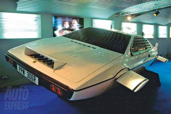 The Spy Who Loved Me, Lotus Esprit (1976)