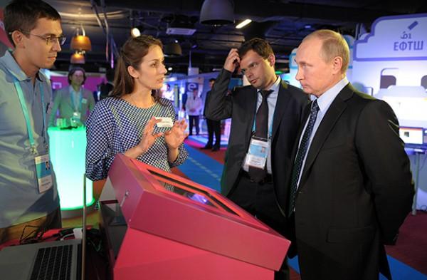 Путин решил заняться соцсетями