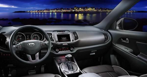 Kia Sportage R - обновленная модель