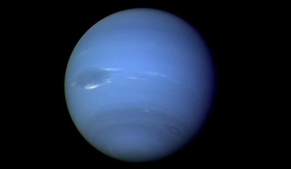 Старый снимок Нептуна