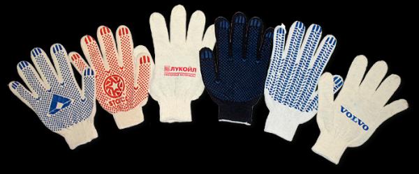 Виды строительных перчаток