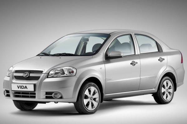 Базовая версия ЗАЗ Vida – это седан за 90 880 грн