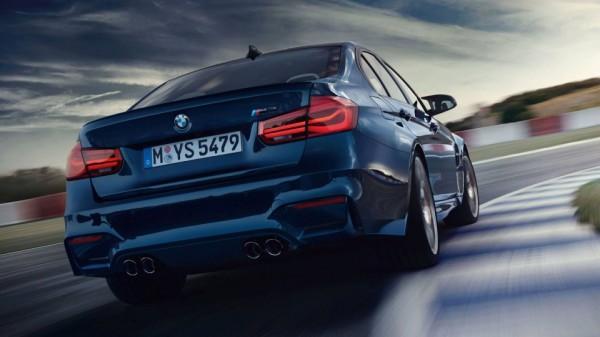 Обновленная BMW M3