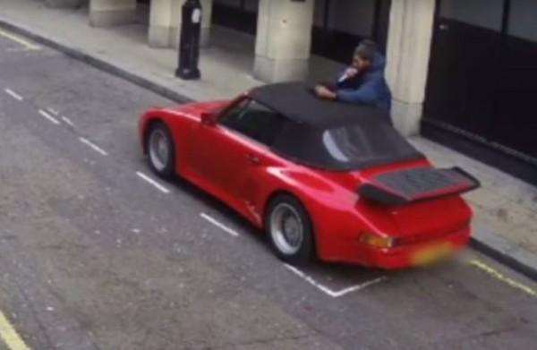 Попытка проникнуть в Porsche