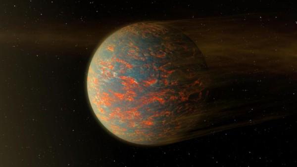 Чужой мир 55 Cancri E